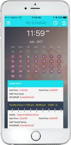 GoAquatix Scheduling